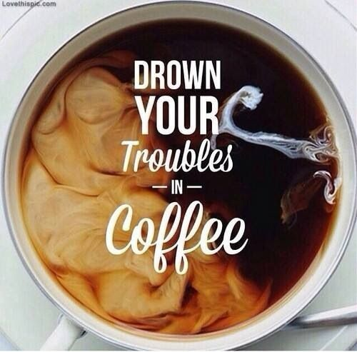 coffee trouble