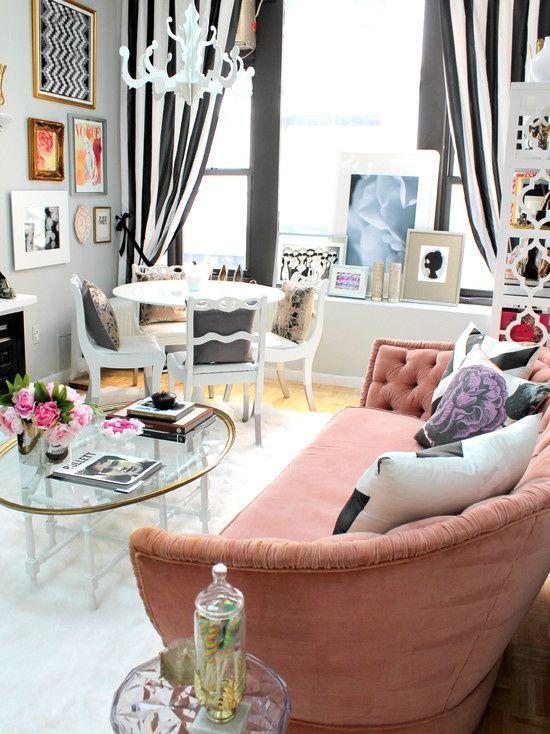 deco living room fancy sofa