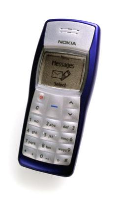 nokia 1100 primul meu telefon mobil