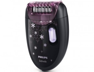 epilator philips satinelle