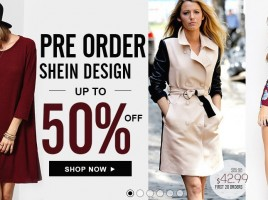pre order shein designs up to 50 percent off