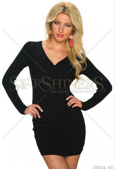 rochie darling attitude black