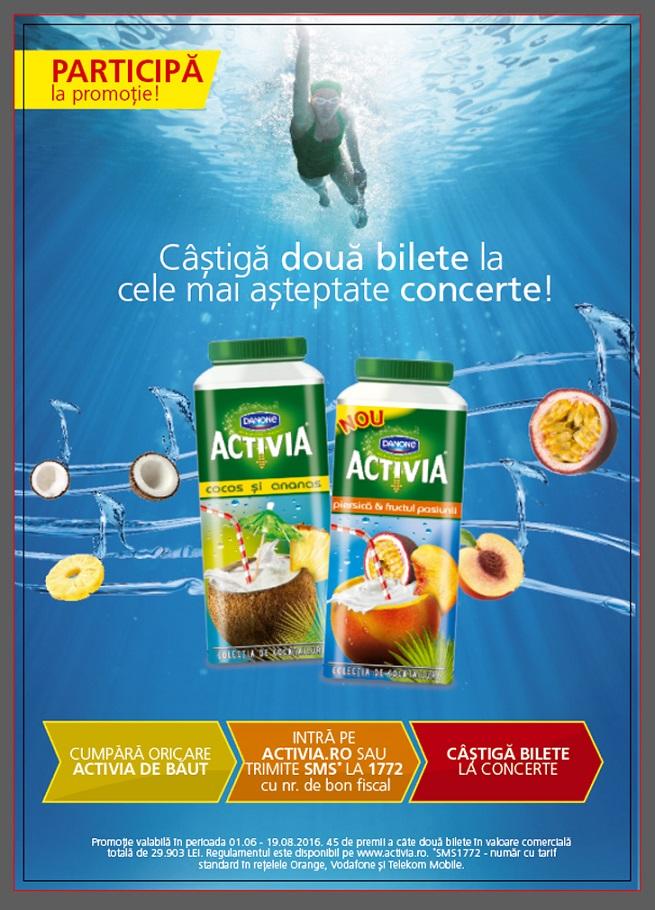 activia poster
