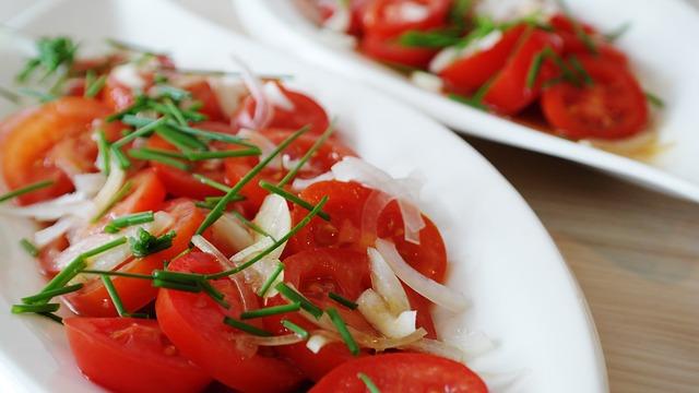 alimentatie sanatoasa - salata