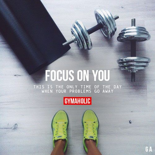 focus on you - gym - terapie anti stres
