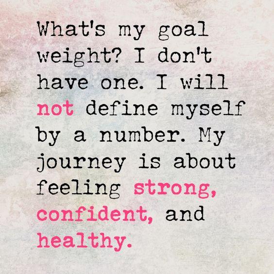 goal weight cum sa te apuci de sala