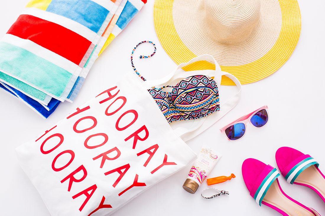 Summer Shopping fashion