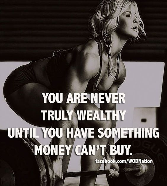 money-cant-buy-gymaholic