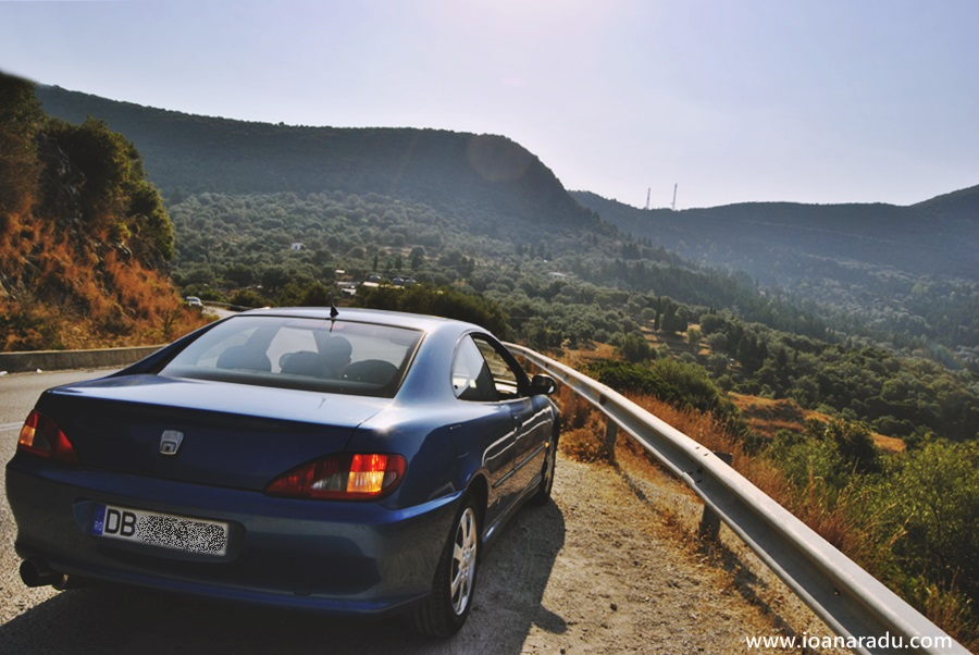 Peugeot 406 coupe anvelope de vara
