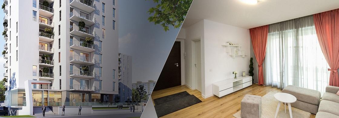 apartamente 3 camere Bucuresti Pantelimon