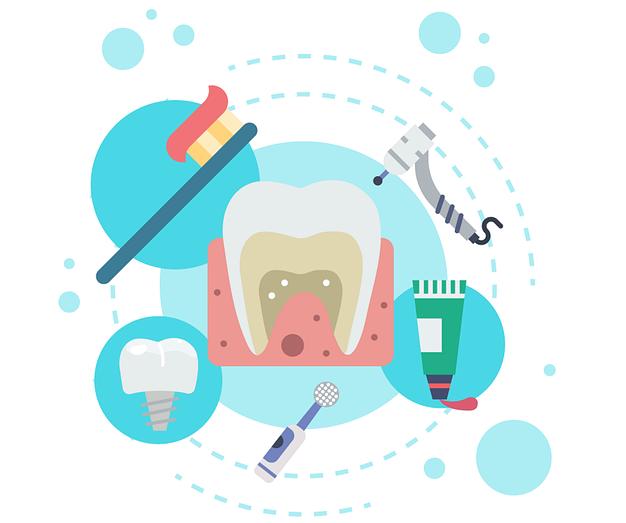 afta sau abces dentar stomatologie