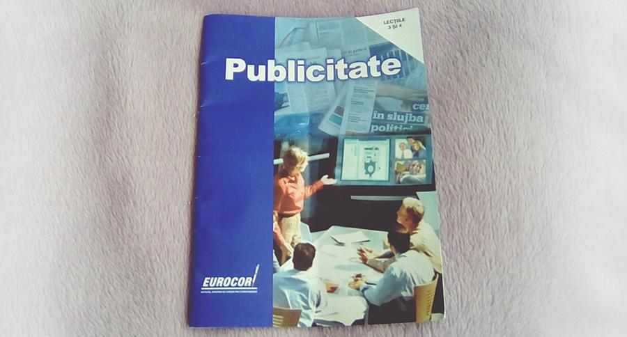 al doilea caiet de studiu Cursul de Publicitate Institutul Eurocor