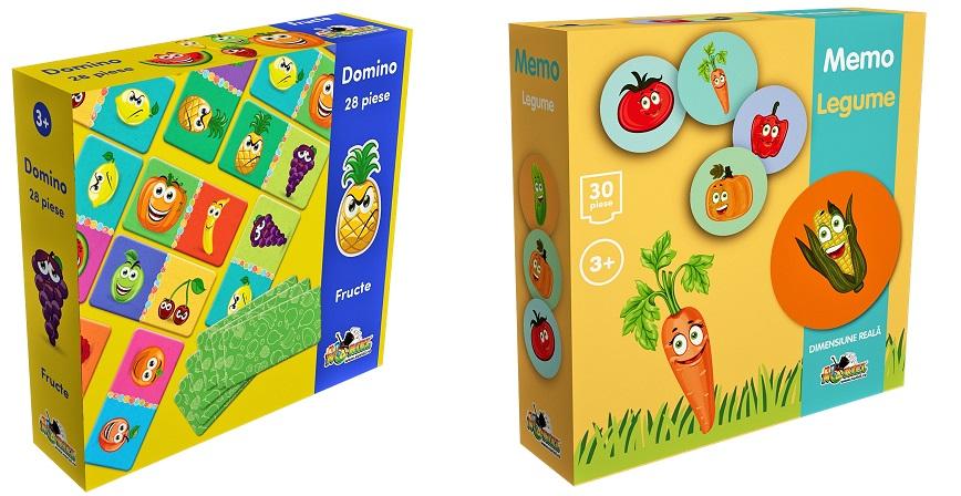 jocuri educative fructe si legume