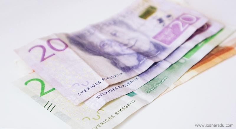 bani coroane suedeze