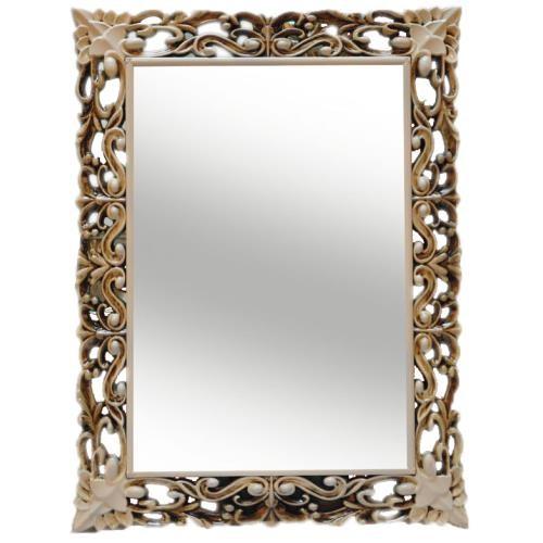 oglinda-rectangulara-vintage-maro
