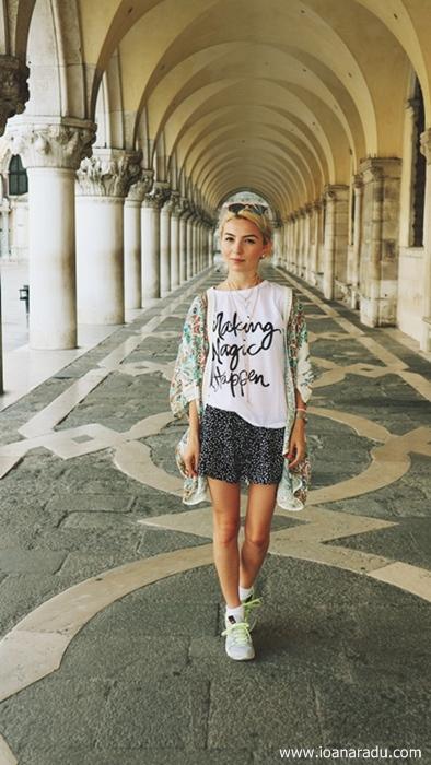 Ioana Radu - OOTD outfit lejer de vacanta foto2