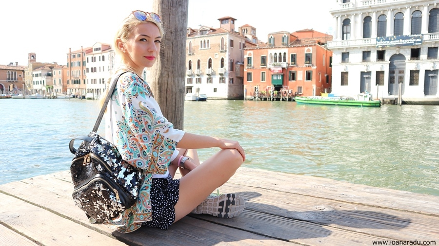 Ioana Radu - OOTD outfit lejer de vacanta foto6