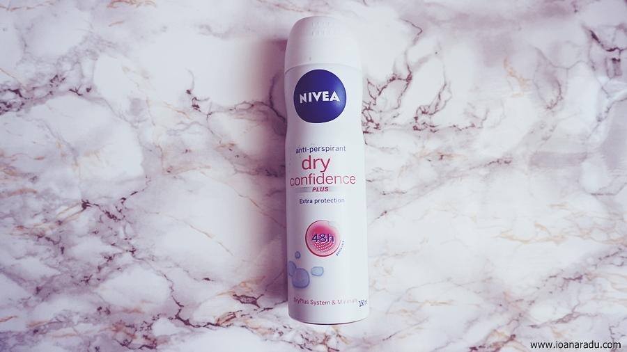 antiperspirant Nivea Dry Confidence Plus