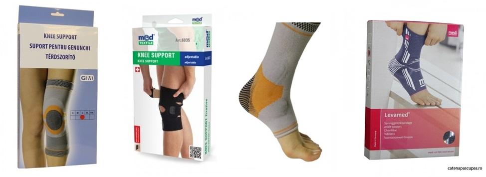 orteza picior silicon elastica