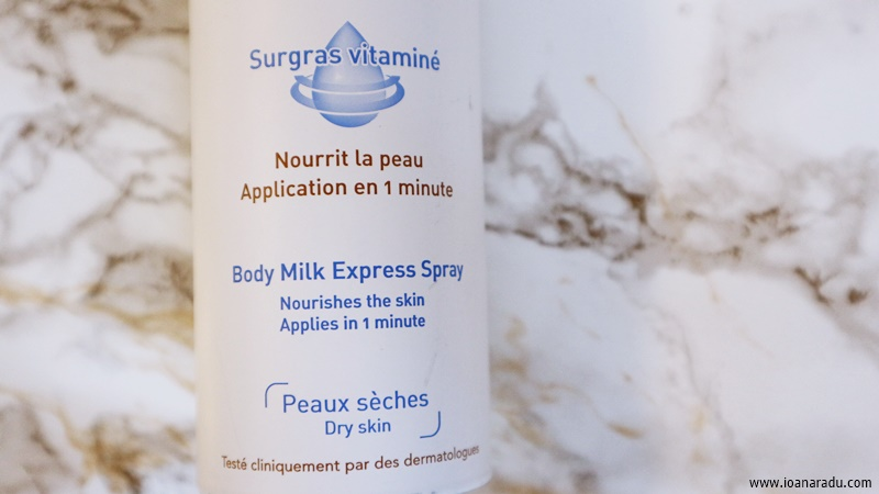 Lait Hydratant Spray Express Roge Cavailles 3