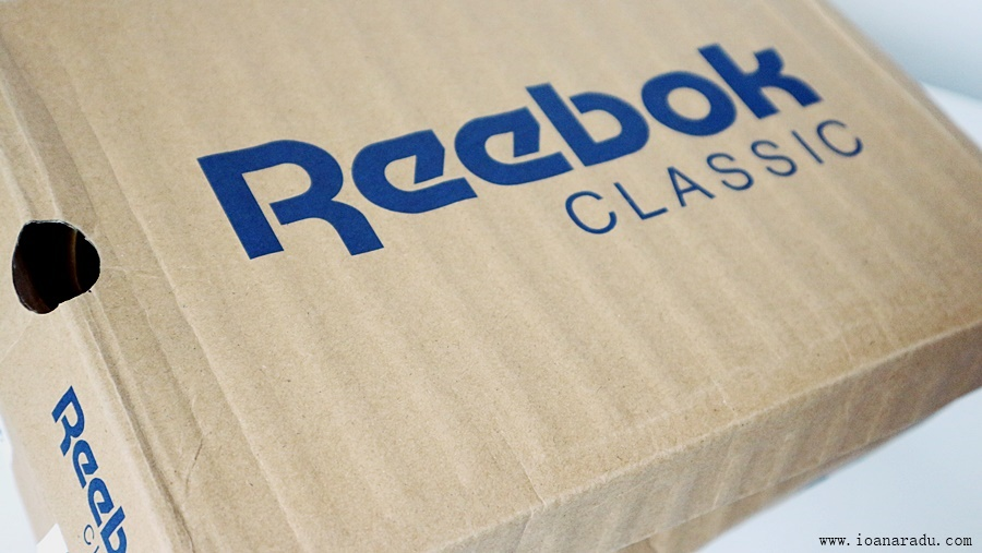 Reebok Classic Leather FACE Stockholm unboxing foto1