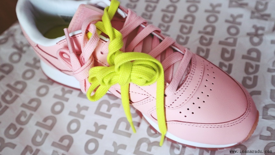 Reebok Classic Leather FACE Stockholm unboxing foto6