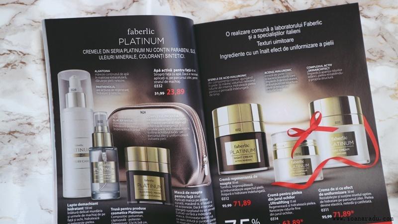 catalog Faberlic Romania produse cosmetice si de ingrijire