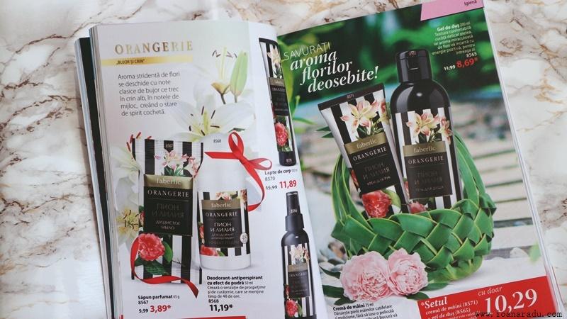 catalog Faberlic Romania produse de ingrijire