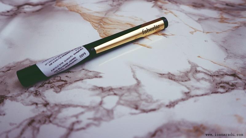 eyeliner lichid Faberlic nuanta brown smoke foto2