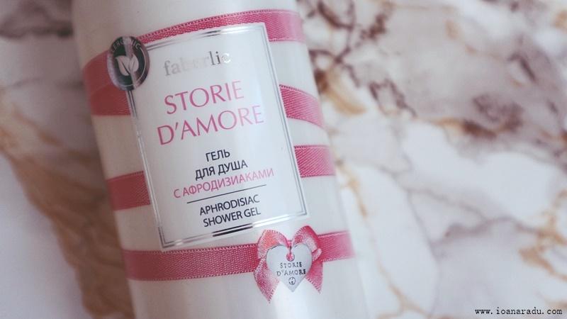gel de dus afrodisiac Faberlic Romania