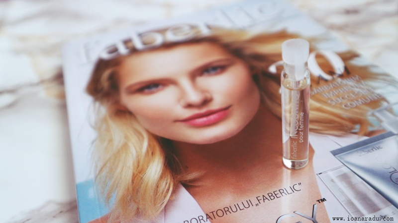 mostra parfum Faberlic Incognito