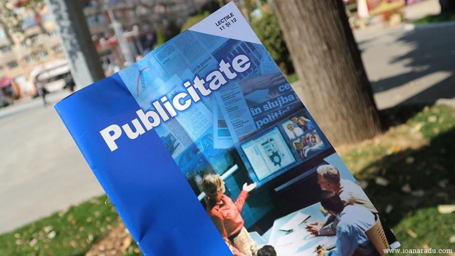 Eurocor curs Publicitate caiet lectiile 11 si 12