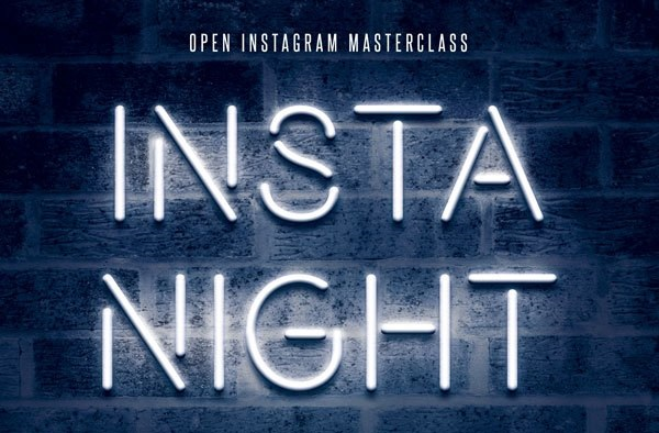 Insta Night event 19 10 2017 Bucuresti