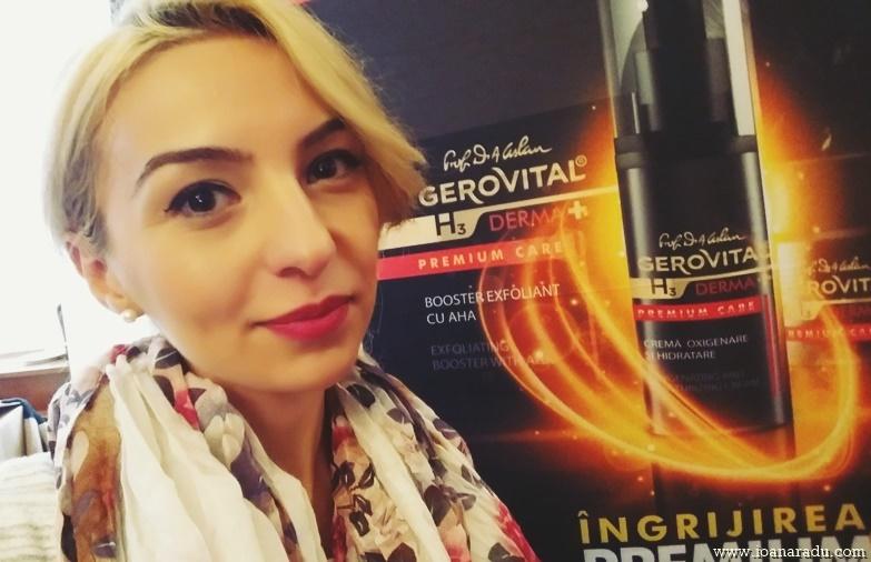 Ioana Radu Webstock 2017 Gerovital Premium Care