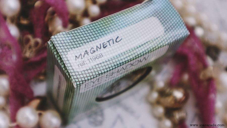 MAGNETIC fard perlat Melkior Professional foto2