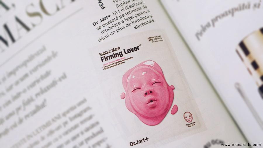 Rubber Mask Firming Lover Dr Jart