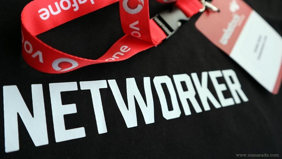 Webstock 2017 Networker Ioana Radu