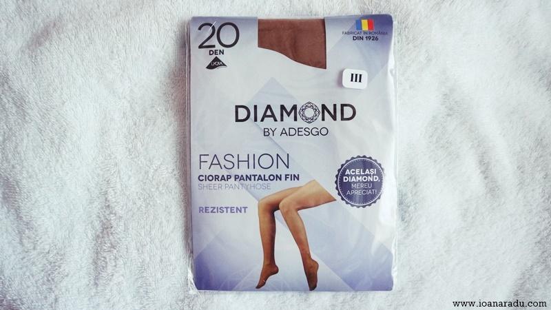 dres Diamond by Adesgo culoarea piciorului DEN 20 foto1