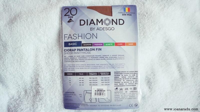 dres Diamond by Adesgo culoarea piciorului DEN 20 foto3