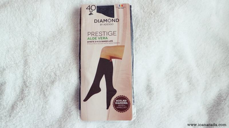 sosete lycra trei sferturi Diamond by Adesgo foto1