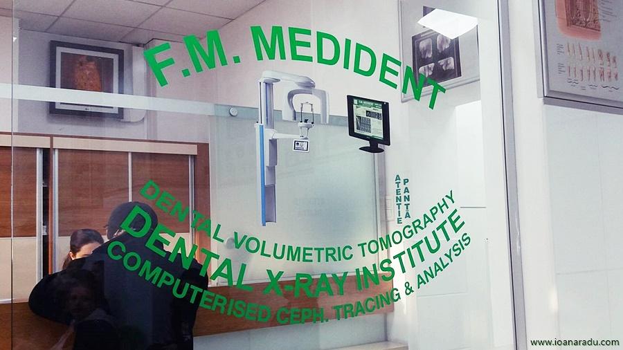 Institutul de Radiologie si Tomografie Dentara F.M. Medident