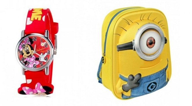 ceas-pentru-copii-minnie-mouse