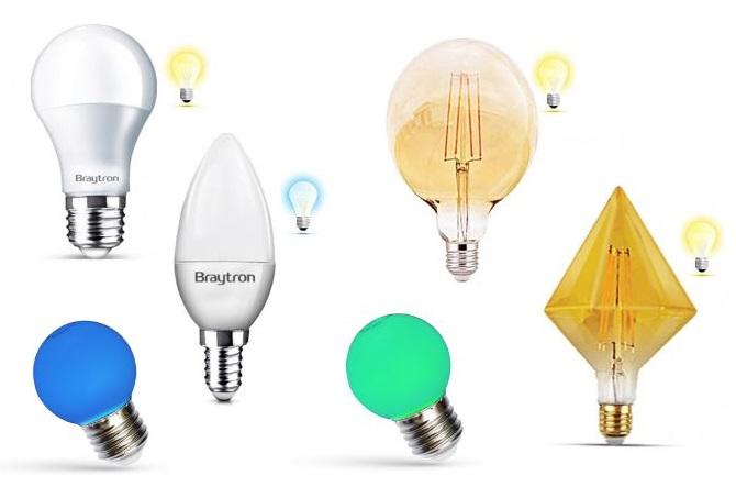 reduceri Black Friday SavElectro becuri cu LED
