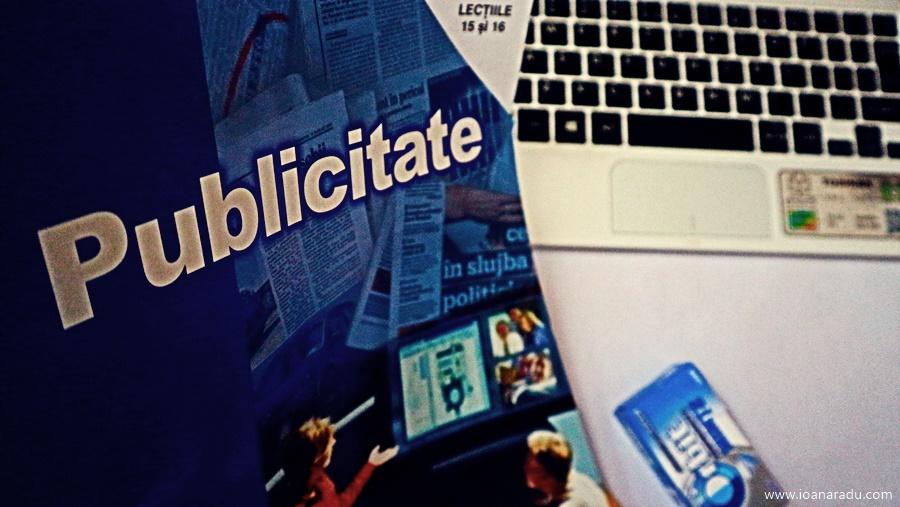 curs Publicitate Eurocor lectiile 15 si 16