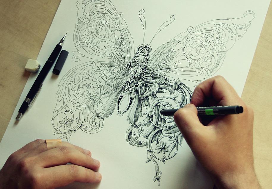 4. little-wings-insect-drawings-alex-konahin-6