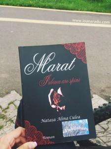 DSC_2754 Marat iubirea are spini, de Natasa Alina Culea