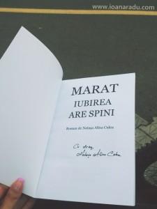 DSC_2757 Marat iubirea are spini, de Natasa Alina Culea