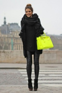 04 all black outfit autumn fashion