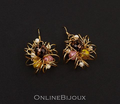 online bijoux handmade cercei