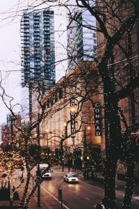 christmas december chicago